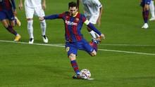 Hasil Liga Champions: Barcelona Kalahkan Ferencvaros 5-1