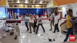 Rapat Ricuh, Anggota DPRD Morotai Nyaris Pukul Kepala Bappeda