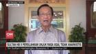 VIDEO: Sultan HB X Persilahkan Demo Asal Tidak Anarkistis