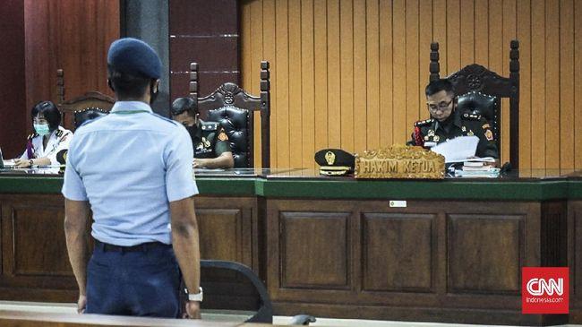Kondisi kesehatan Serka RR yang terjangkit HIV itu muncul dalam putusan yang dibacakan Tim Majelis Hakim Pengadilan Militer Semarang.