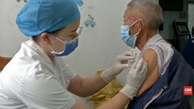 VIDEO: Tiongkok Mulai Jual Vaksin Covid-19 Eksperimental