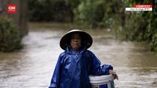 VIDEO: La Nina Picu Bencana Besar di Vietnam