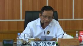 VIDEO: Mahfud MD Umumkan Hasil Investigasi TGPF Intan Jaya