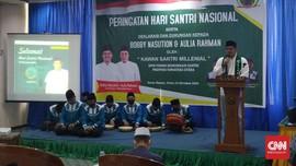 Bobby soal Satu Tahun Jokowi-Ma'ruf: Tanyakan ke Masyarakat