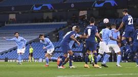 Hasil Liga Champions: Man City Kalahkan Porto 3-1