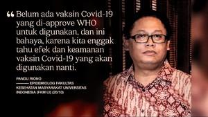 CELOTEH: Hati-hati Obsesi Vaksin Covid-19