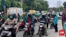 Massa Buruh Tangerang Bakal Long March dari Kantor ILO