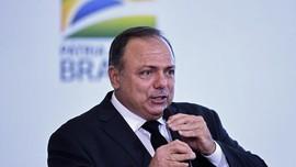 Menkes Brasil Terinfeksi Covid-19