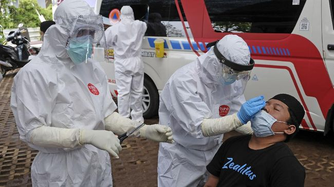 Kasus Virus Corona, hingga Sabtu (24/10), mencapai 385.980 kasus, dengan 309.219 orang di antaranya sembuh, dan 13.205 meninggal.