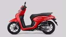 Skutik Murah Honda Genio Dapat Seragam Baru