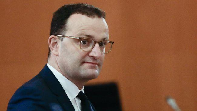 Menteri Kesehatan Jerman, Jens Spahn dinyatakan positif terinfeksi virus corona (Covid-19).