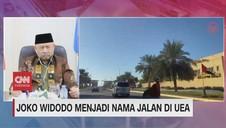 VIDEO: Joko Widodo Menjadi Nama Jalan di UEA