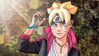 Misi Penyelamatan Naruto Dongkrak Pamor Manga Boruto