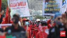 Ribuan Buruh Bakal Demo Omnibus Law pada Hari Sumpah Pemuda
