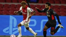 Hasil Liga Champions: Liverpool Menang atas Ajax