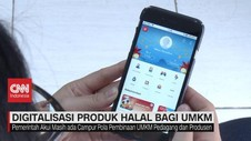 VIDEO: Digitalisasi Produk Halal Bagi UMKM