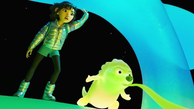 Sutradara film animasi Over the Moon mengungkapkan ada siasat yang ia lakukan untuk menghidupkan karakter dalam debut animasi panjangnya itu.