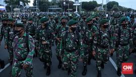 Kodam Jaya Kerahkan Pasukan Jaga RS Polri Pasca-bentrok FPI