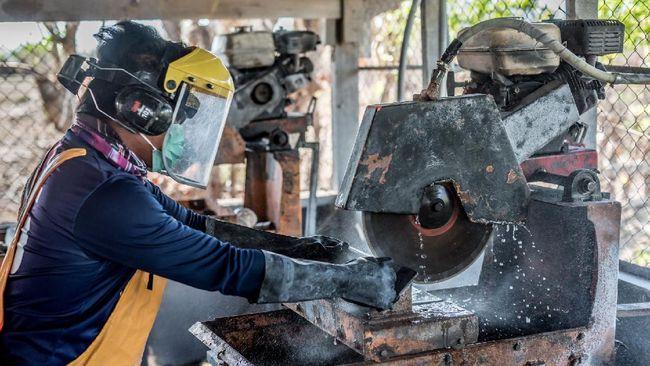 Sumbawa Timur Mining (STM) menemukan sumber daya tembaga emas Onto meluas hingga 500 meter dengan kadar tembaga 1 persen dan emas 0,40 g/t.