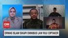 VIDEO: Ormas Islam Sikapi Omnibus Law RUU Cipta Kerja