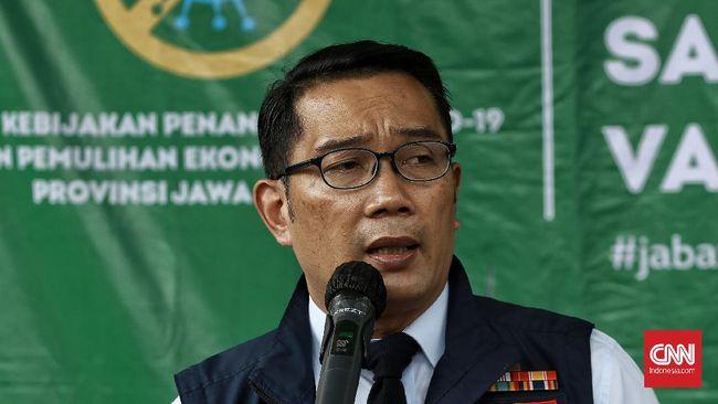 Gubernur Jawa Barat Ridwan Kamil menyatakan demonstrasi menolak Omnibus Law beberapa waktu lalu juga abai protokol kesehatan.