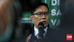 Jabar Siaga 1 La Nina 6 Bulan, RK Cek Peralatan Kebencanaan