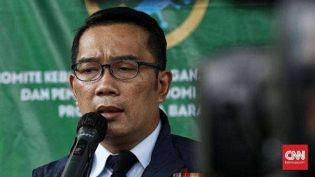 Gubernur Jawa Barat Ridwan Kamil mengaku hingga saat ini belum paham bagaimana pemerintah pusat mengumumkan data kasus harian.