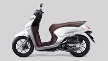 Honda Genio Punya Warna dan Striping Baru