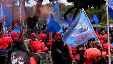 VIDEO: Buruh Hanya Ingin Perubahan Sikap Presiden Jokowi