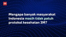 VIDEO: Curhat Warga Soal Sukar Mematuhi Protokol 3M