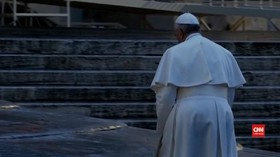 VIDEO: Paus Fransiskus Dukung Legalitas Pasangan Sesama Jenis