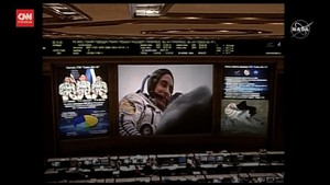 VIDEO: 6 Bulan di ISS, Tiga Astronaut Kembali ke Bumi