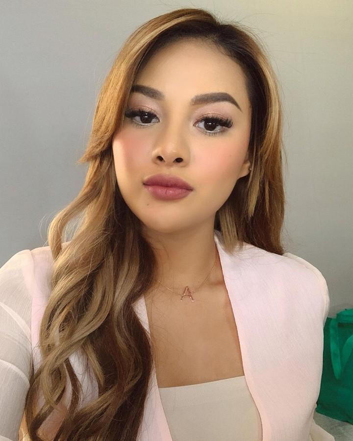 Kini penampilan Aurel sudah berubah drastis, Bunda. Ia semakin cantik dan seksi. (Foto: Instagram @aurelie.hermansyah)