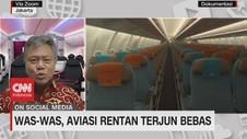 VIDEO: Was-Was, Aviasi Rentan Terjun Bebas