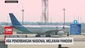 VIDEO: Asa Penerbangan Nasional Melawan Pandemi