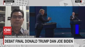 VIDEO: Debat Final Donald Trump & Joe Biden