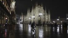 Covid-19 Pecah Rekor, Italia Tutup Bioskop Hingga Batasi Bar