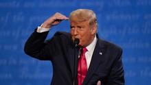 Situs Resmi Kampanye Trump Diretas
