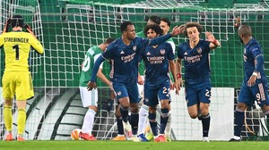 Hasil Liga Europa: Arsenal Bangkit dan AC Milan Lumat Celtic