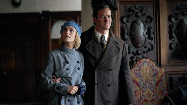 Rebecca merupakan film thriller psikologis terbaru yang dibintangi Lily James. Berikut sinopsis film Rebecca.