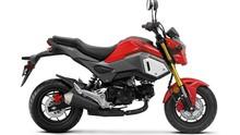 Grom, Motor Mungil Honda di Thailand Dijual Rp30 Jutaan