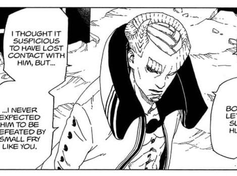Isshiki Otsutsuki, Calon 'Algojo' Naruto di Manga Boruto