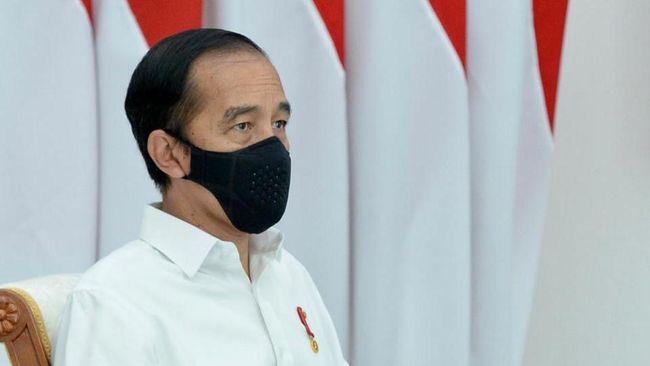 Presiden Jokowi menginstruksikan seluruh kepala daerah memperkuat komitmen penanganan covid-19 melalui penerapan PPKM mikro.