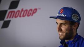 Rins Marah Zarco Lakukan Manuver Bodoh di MotoGP Belanda