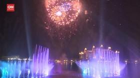 VIDEO: Pertunjukan Air Mancur Terbesar di Dunia