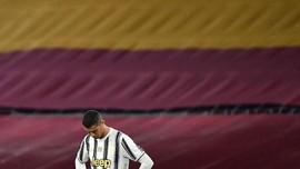 VIDEO: Hasil Tes Swab Kedua Ronaldo Masih Positif Covid-19