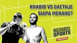 VIDEO: Khabib vs Gaethje di UFC 254, Siapa Menang?