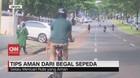 VIDEO: Tips Aman dari Begal Sepeda