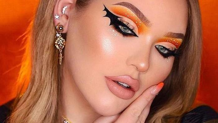 Unik Tapi Cantik, Lihat Inspirasi Make Up Halloween 2020 ala Publik Figur!