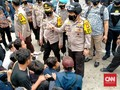 Polisi Imbau Massa Demo Tak Terpancing Provokator Rusuh
